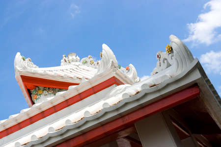 rooftop temple photo
