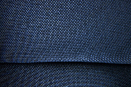 blue fabric photo