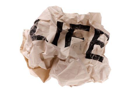 concep: life thrown away concep image