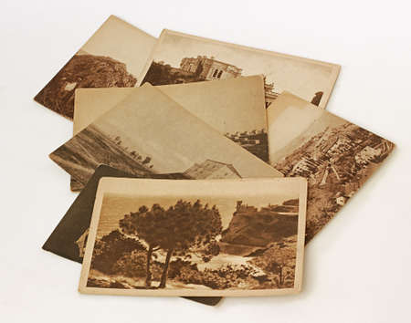 isoleted: A collection of retro landscape photos 1920 s