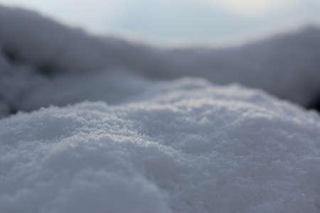 h�tte schnee: Schnee, Schneehaufen Lizenzfreie Bilder