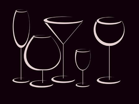 Wineglass Stock Photo - 5867015