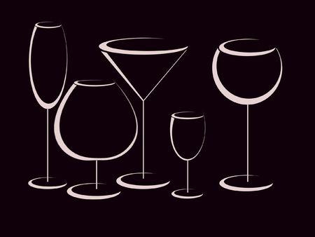 Wineglass Stock Photo - 5867015