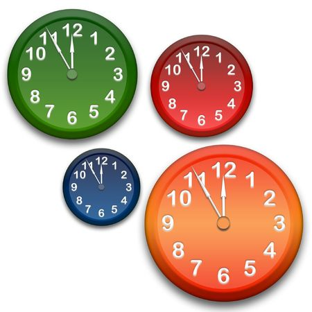 Clocks photo