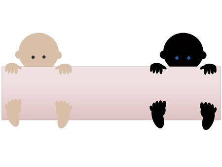 foots: Two babies