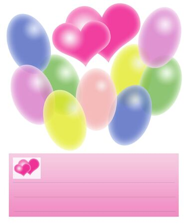 Valentines postcard Stock Photo - 6397840