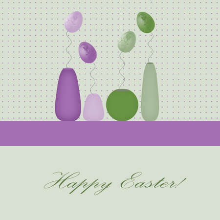 Easter card photo