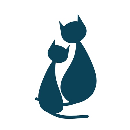 greenpeace: Two cats