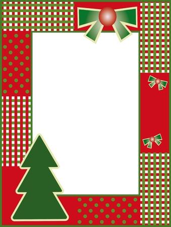 christmas photo frame: Christmas and new years frame