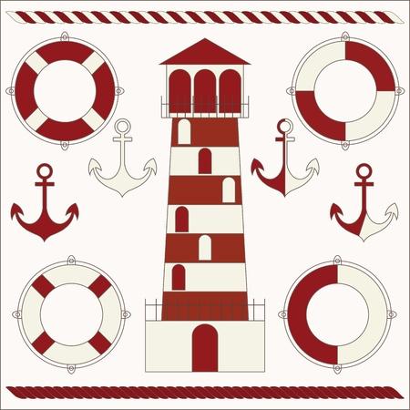 navy ship: Nautical icons