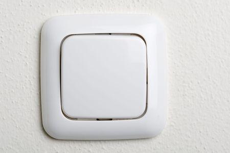 rwe: Nahaufnahme eines Lichtschalters