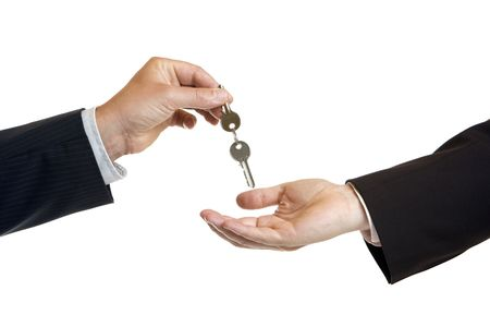 successors: hand-over of keys