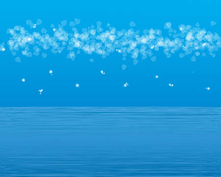 Fantasy seascape