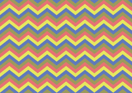 Zig zag seamless pattern Vector