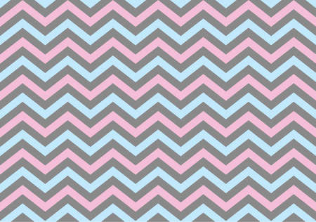 zig zag: Zig zag seamless pattern Illustration