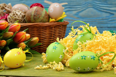 The composition of Easter.