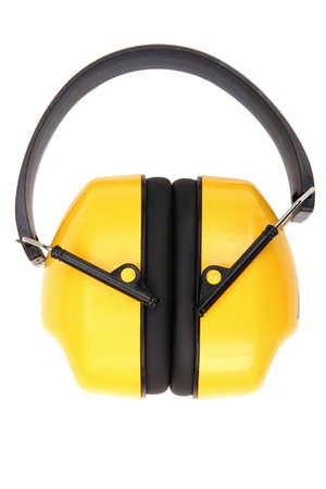 Protective headphones used in places where there is noise during work.