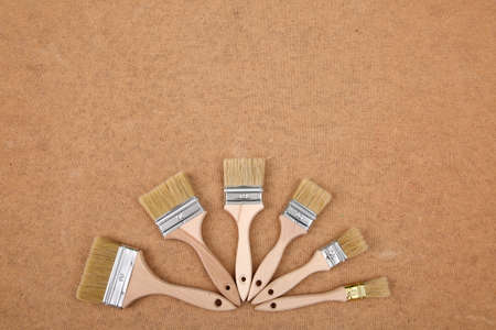 The brush is the most useful tool for a professional painter.