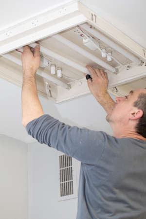 Every electrician, even with a lot of experience, is corner-wired for electric shock, so always be on your guard.