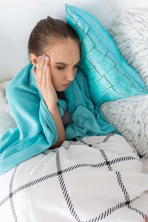 Headache is an inseparable companion during many diseases and above all during colds of the sinuses.