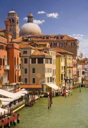 Summer in Venice, Italy