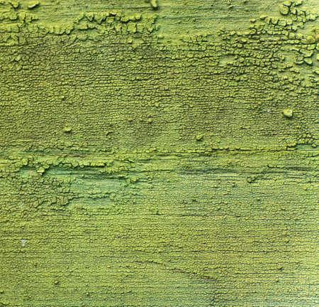Zusammenfassung gr�ne Wandfarbe Peeling Textur und Hintergrund Lizenzfreie Bilder