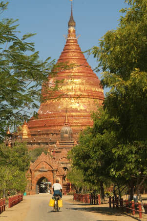 archaeological: archaeological site of Bagan Unesco world heritage