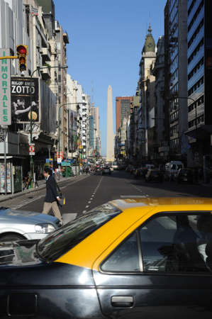 Microcentro at  Buenos Aires