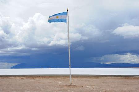 Argentina flag photo