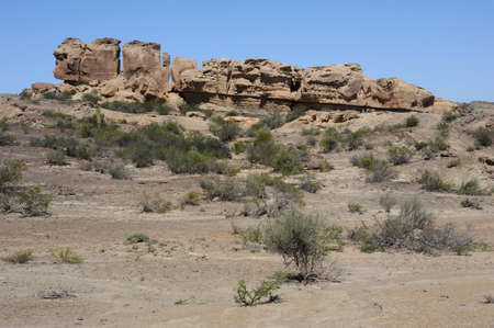 Valle della Luna N Stock Photo - 10844328