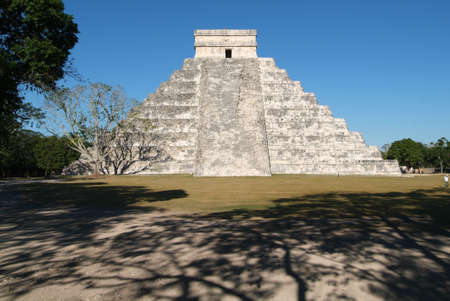 archeological site of Chichen Itza Stock Photo - 10868244