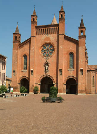 lorenzo: Cathedral San Lorenzo at Alba