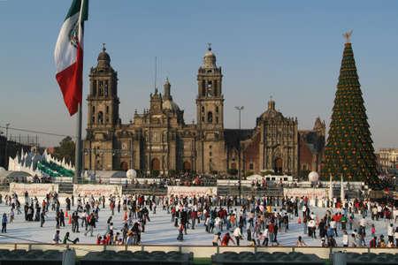 Mexico City Stock Photo - 10868285