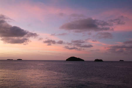 mayotte: The sea of Mayotte island
