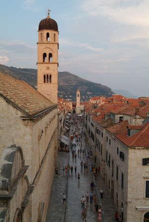 unesco world heritage site: Dubrovnik UNESCO world heritage site Editorial