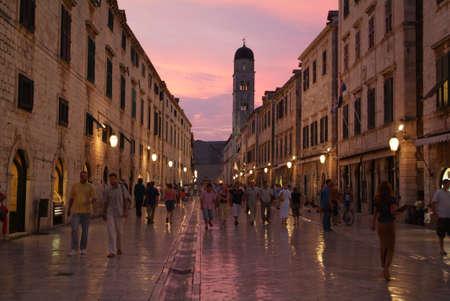 Dubrovnik UNESCO world heritage site