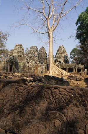unesco world heritage site: archaeological site of Angkor, unesco world heritage