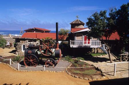 pablo: casa di Pablo Neruda a Isla Negra, Cile
