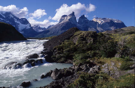 pain�: Torres del Paine National Park, Chile
