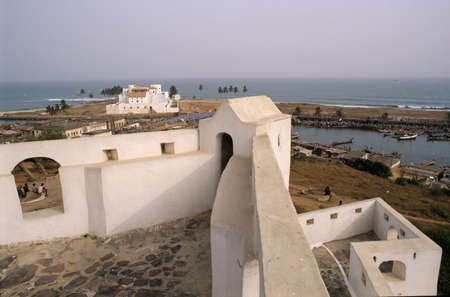 Castello di San Giorgio a Elmina, Ghana