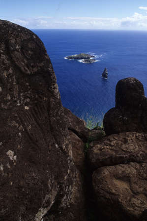 inscriptions: inscriptions of Easter Island