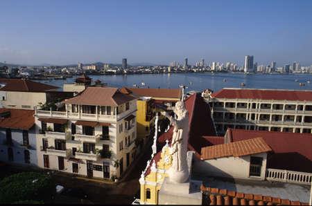 パナマ市 写真素材