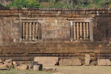 il sito archeologico di Wat Phu sul Laos