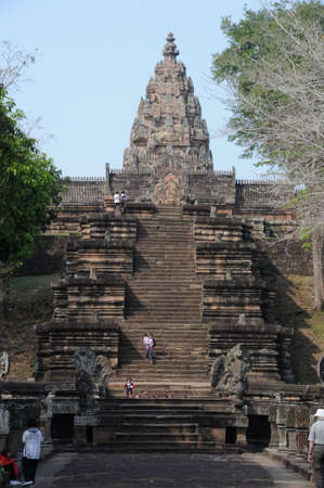 archaeological site: archaeological site of Phnom Rung on Thailand