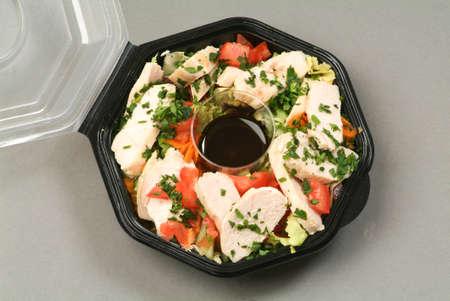 Mediterranean diet food for take away Stock fotó