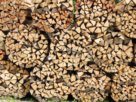 moltitudine: Moltitudine di pezzi di legno per lo sfondo