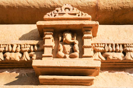 best guide: Detail of artwork at the Khajuraho temples on India