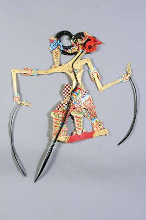kulit: Indonesian Wayang Kulit Purwa doll puppet