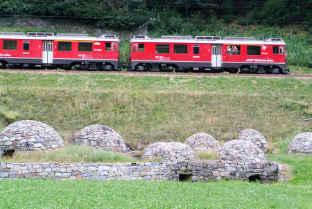 unesco: Bernina Express Train, Unesco world heritage