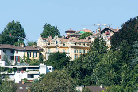 hesse: Famous german writer Hermann Hesse museum and house were he lived in Montagnola Switzerland